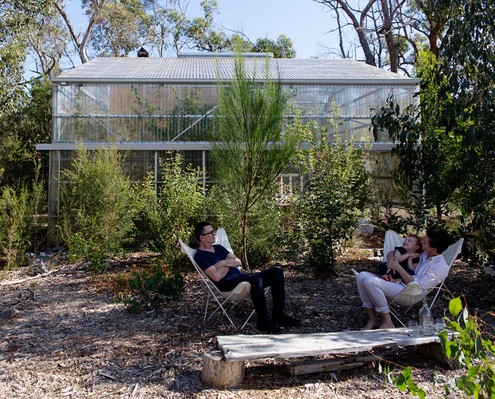 Garden House by Baracco and Wright Architects (via Lunchbox Architect)