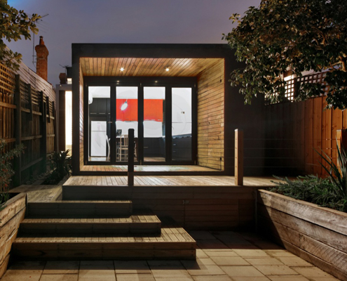 Gardiner House by 4site Architecture (via Lunchbox Architect)