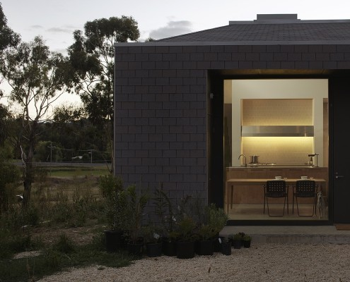 Goldfields House by Design Office (via Lunchbox Architect)
