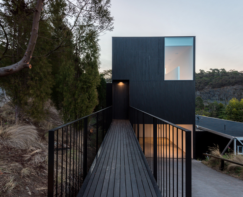 (Gr)ancillary Dwelling by Crump Architects (via Lunchbox Architect)