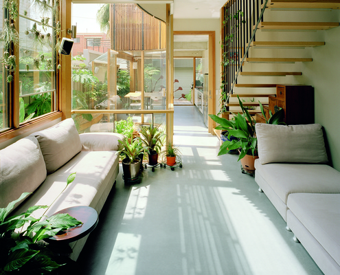 Green House by Zen Architects (via Lunchbox Architect)