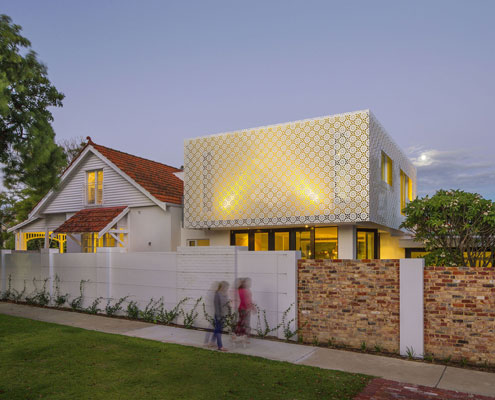 Hamersley Road Residence by Studio53 Architects (via Lunchbox Architect)