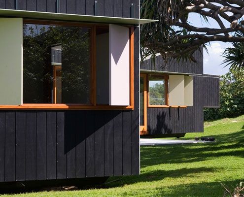 Happy Haus by Donovan Hill Architects (via Lunchbox Architect)