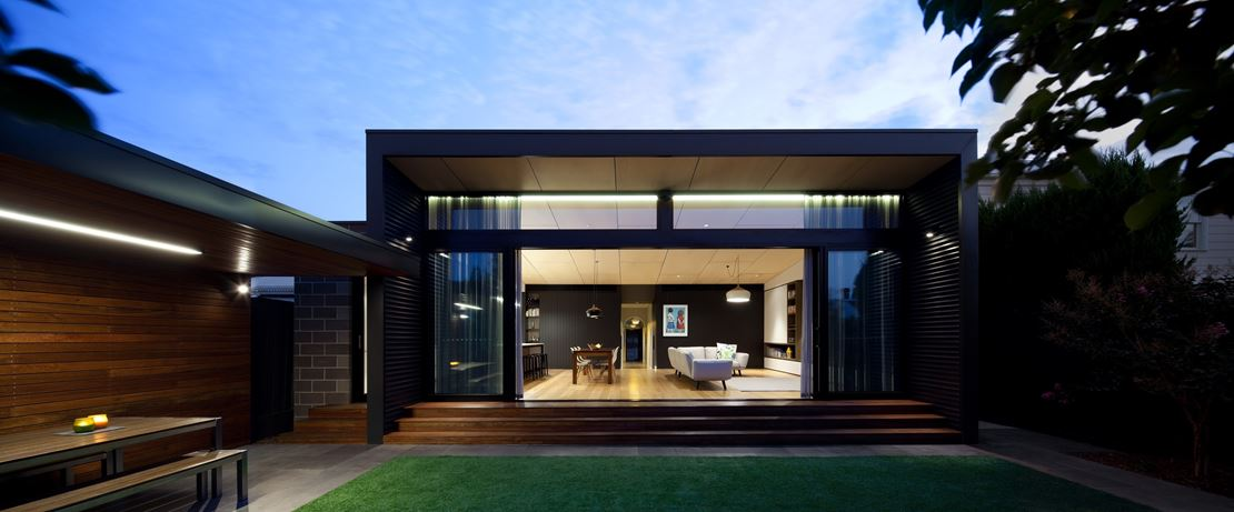 Hawthorn East House By Chan Architecture Via Lunchbox Architect