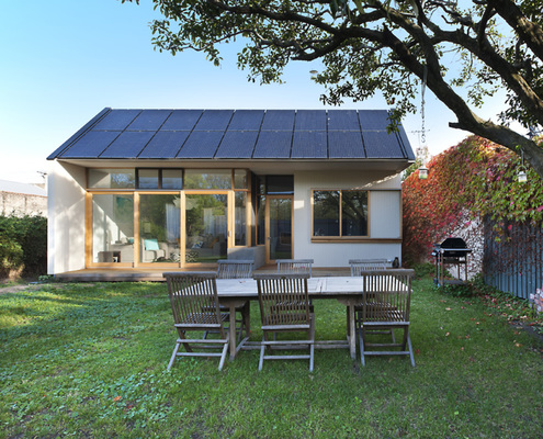 Hawthorn Solar Extension by Habitech Systems (via Lunchbox Architect)