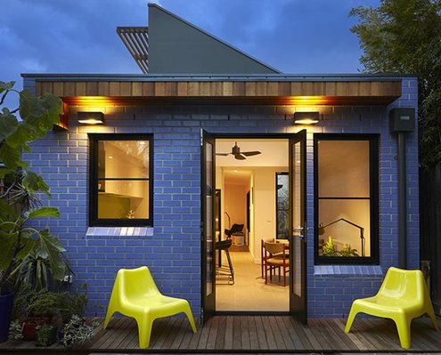 Herbert Street House by Architect Hewson (via Lunchbox Architect)