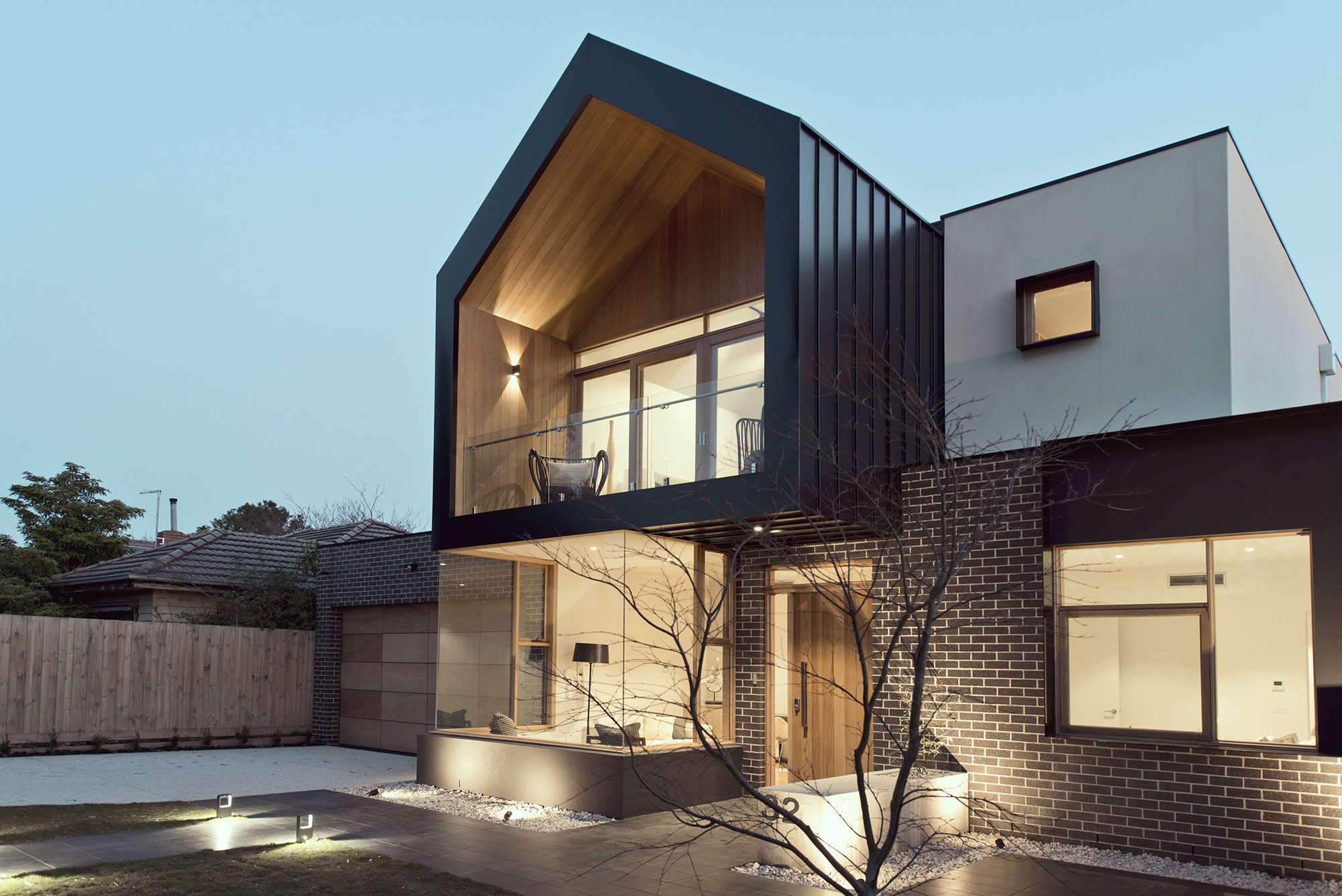 High Street House Is A Vision Of What Suburban Housing