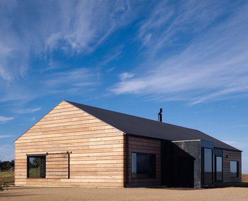 Hill Plain House by Wolveridge Architects (via Lunchbox Architect)