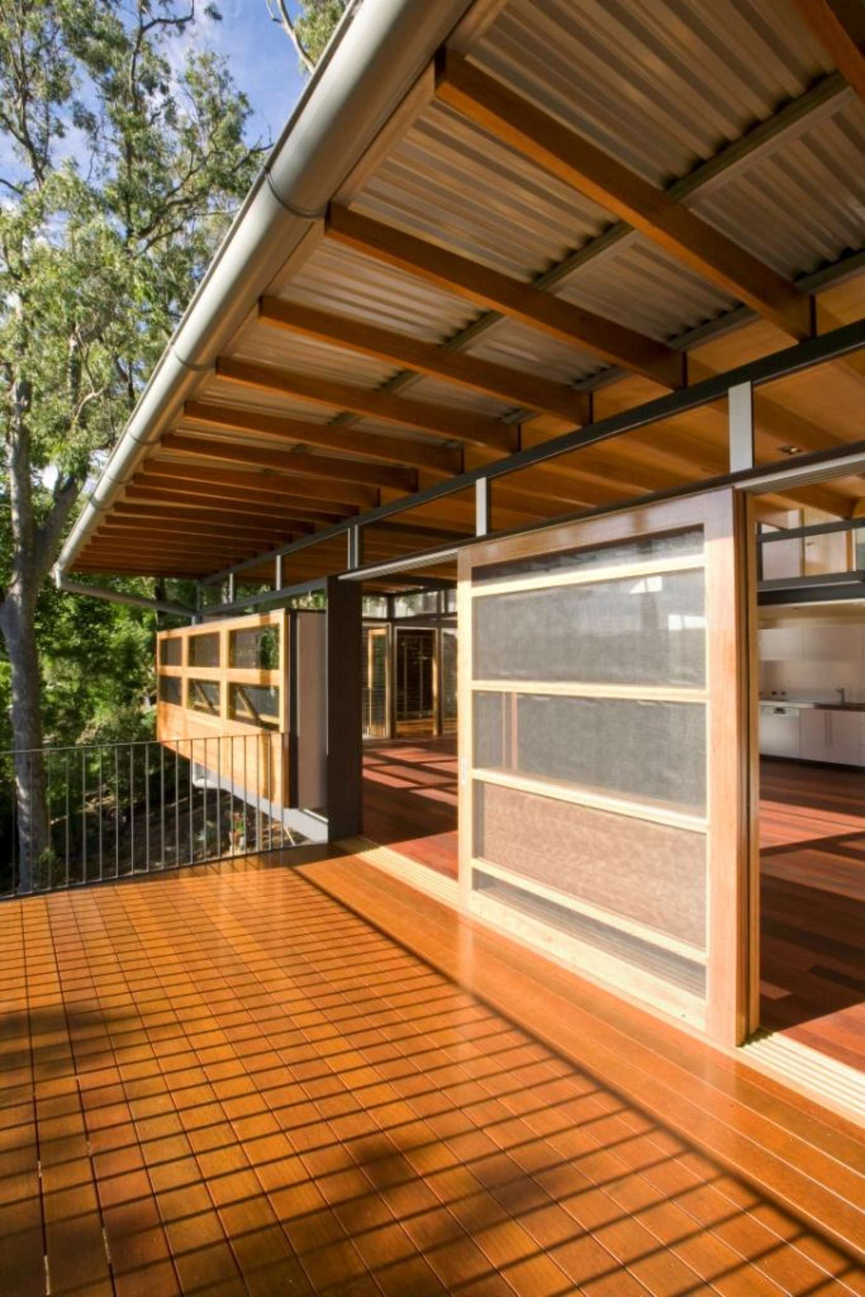 A Bush Style Home For Beautiful Pittwater Site