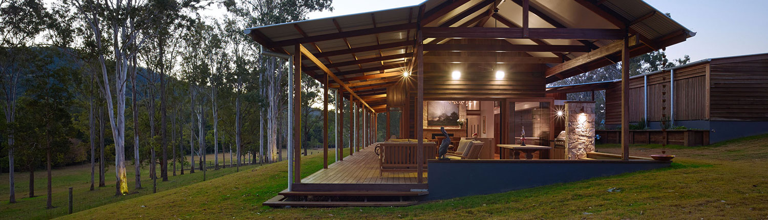 Hinterland House Captures The Spirit of Rural Australian Style