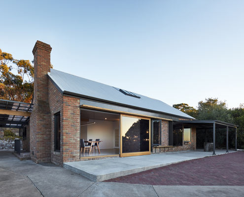 HOH/ by PLY Architecture (via Lunchbox Architect)