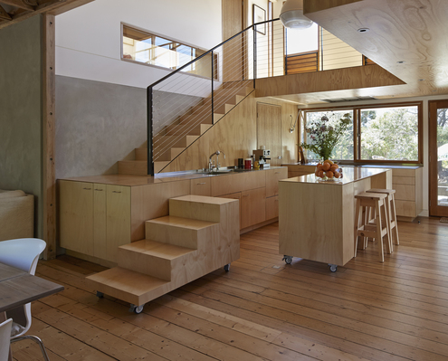 House for Hermes by Andrew Simpson Architects (via Lunchbox Architect)