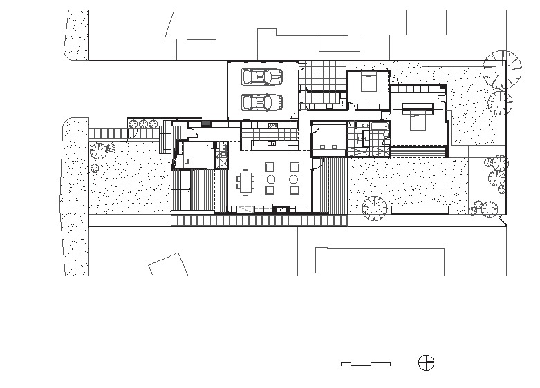 Downsizing from heritage farmhouse to this contemporary for Downsize home plans