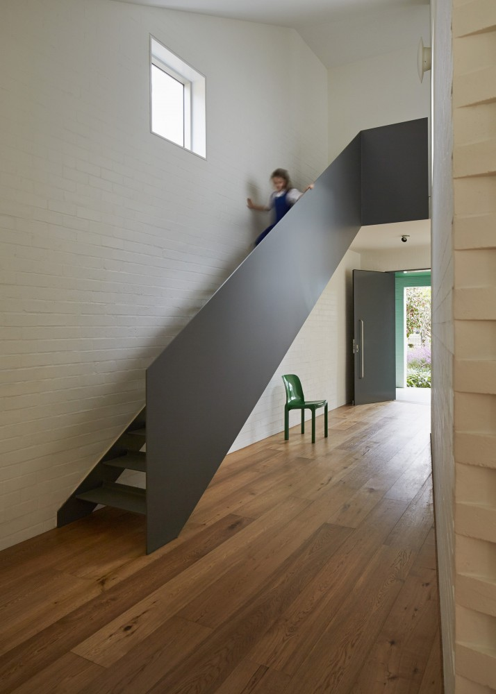 Modest Inner City Courtyard House For A Young Family In Sydney