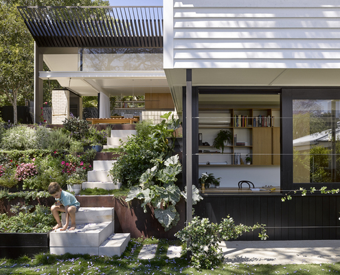 Jacaranda House by SP Studio (via Lunchbox Architect)