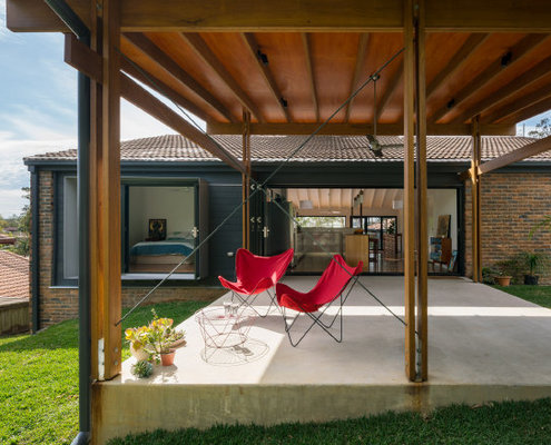Jindalee Outlook House by Trace Studio (via Lunchbox Architect)
