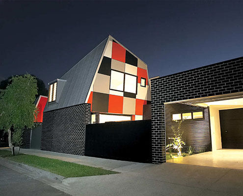 Jones house is what a home designed for australia looks like Urban design vs urban planning
