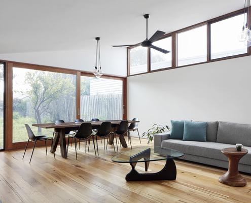 Jo's House by Guild Architects (via Lunchbox Architect)