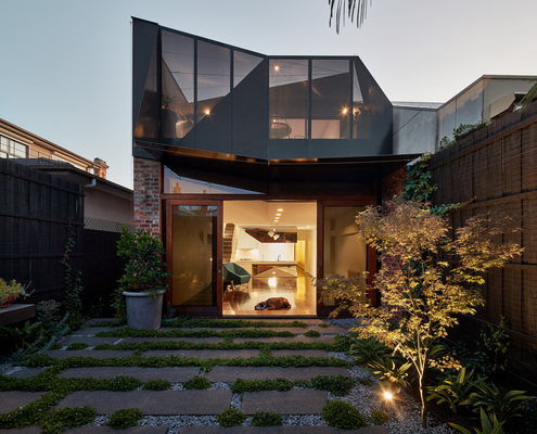 K2 House by FMD Architects (via Lunchbox Architect)