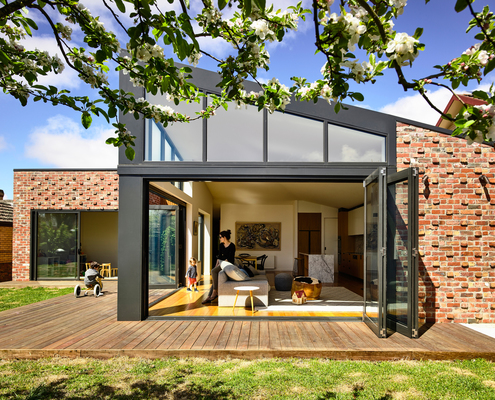 Lake Wendouree House by Porter Architects (via Lunchbox Architect)