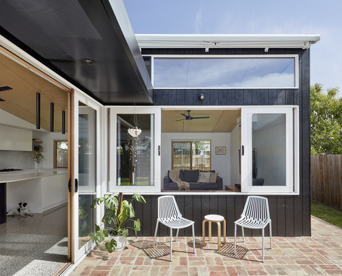 Lean-2 by Ben Callery Architects (via Lunchbox Architect)