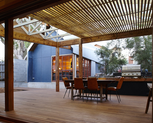 Loft House by CHORDstudio (via Lunchbox Architect)