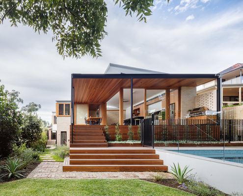 Longueville House by Vanessa Wegner Architect (via Lunchbox Architect)
