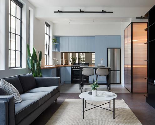 Lt Collins Apartment by de.arch (via Lunchbox Architect)