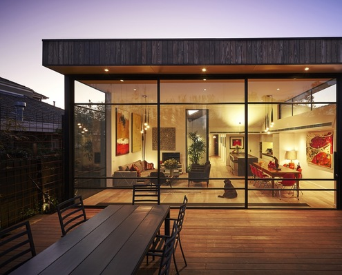 Malvern House by Jost Architects (via Lunchbox Architect)