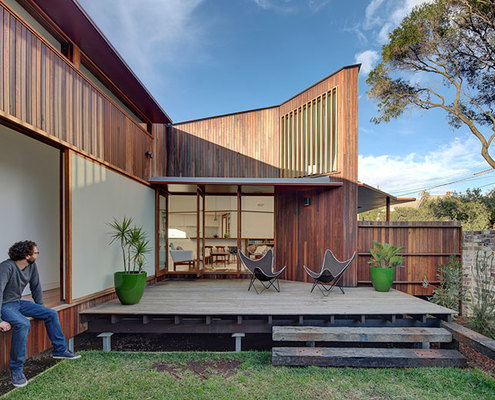 Marrickville Courtyard House