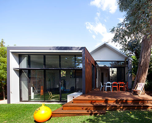 Maylands Additions by Jonathan Lake Architects (via Lunchbox Architect)