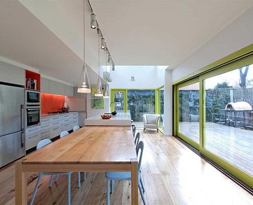 Melbourne Refurbishment Marc Dixon by Marc Dixon Architects (via Lunchbox Architect)