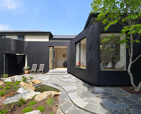 Merton House by Thomas Winwood Architecture (via Lunchbox Architect)