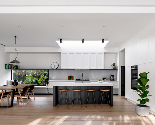 Milroy Street by Megowan Architectural (via Lunchbox Architect)