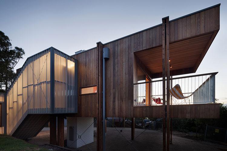 Mornington Beach House A Beach Side Treehouse For Big Kids