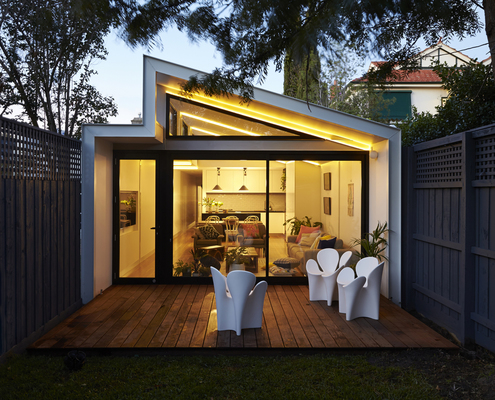 Murray by Foomann Architects (via Lunchbox Architect)