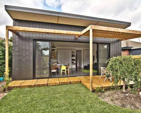 Neville House by Raw Drafting + Design (via Lunchbox Architect)