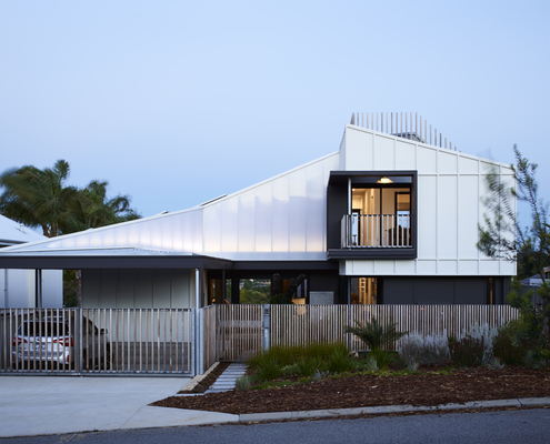 Nola Avenue House by Philip Stejskal Architects (via Lunchbox Architect)