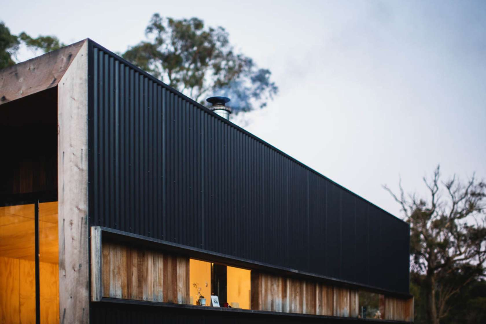 Pump House A Compact Off Grid Home For Simple Living