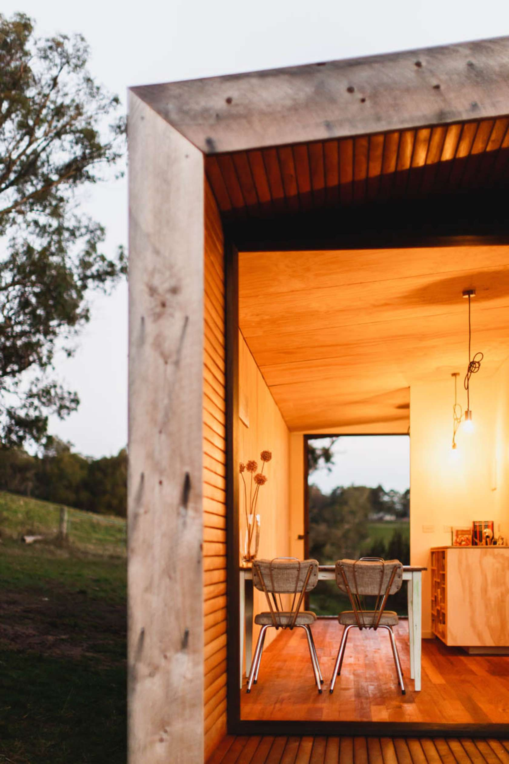 Pump House: A Compact Off-Grid Home for Simple Living