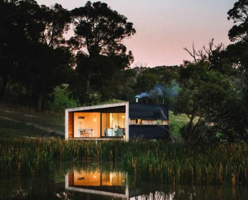 Pump House by Branch Studio Architects (via Lunchbox Architect)