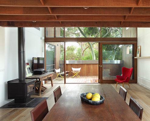 Orange Grove House by Fiona Winzar Architects (via Lunchbox Architect)