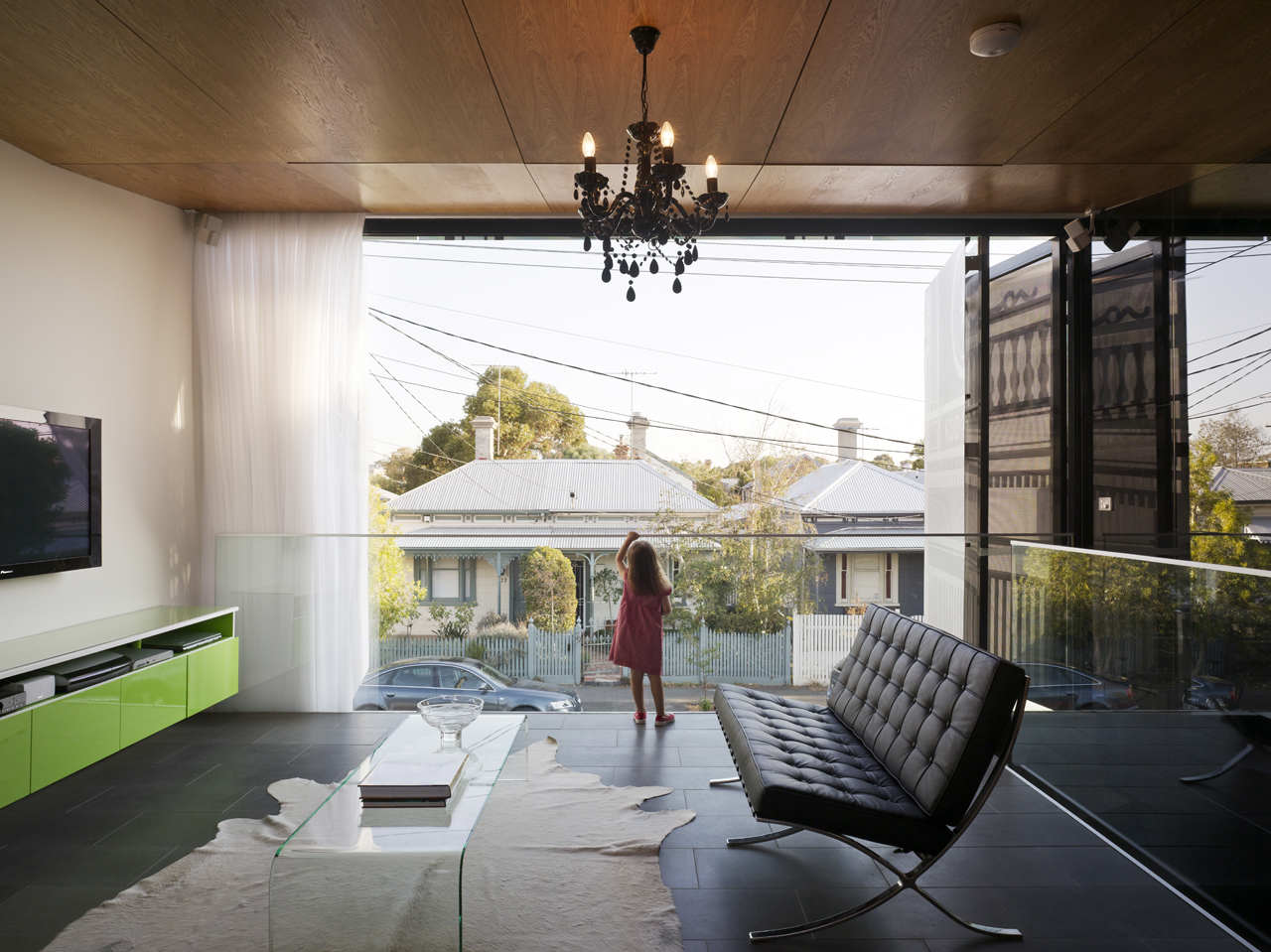 Perforated House A Modern Home That Celebrates Yesteryear
