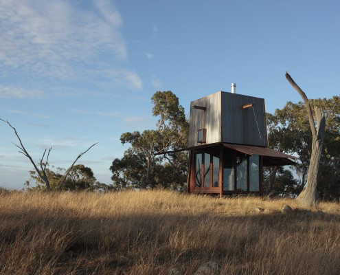 Permanent Camping by Casey Brown Architecture (via Lunchbox Architect)
