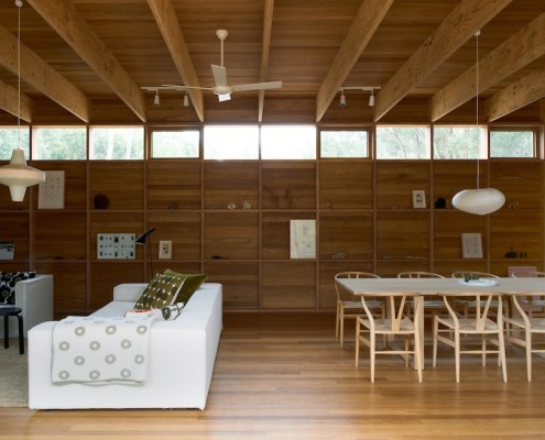 Pirates Bay House by O'Connor and Houle Architecture (via Lunchbox Architect)