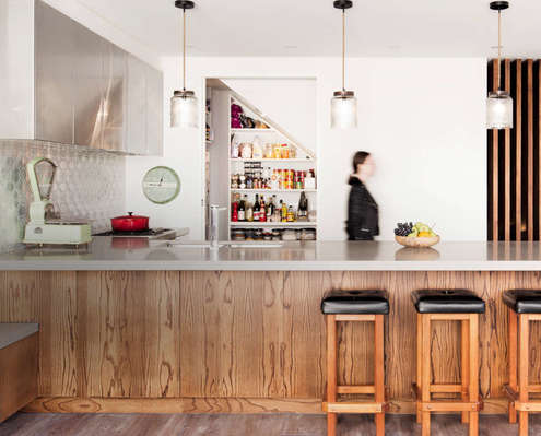 Port Melbourne Heritage Cottage by Alexandra Buchanan Architecture (via Lunchbox Architect)