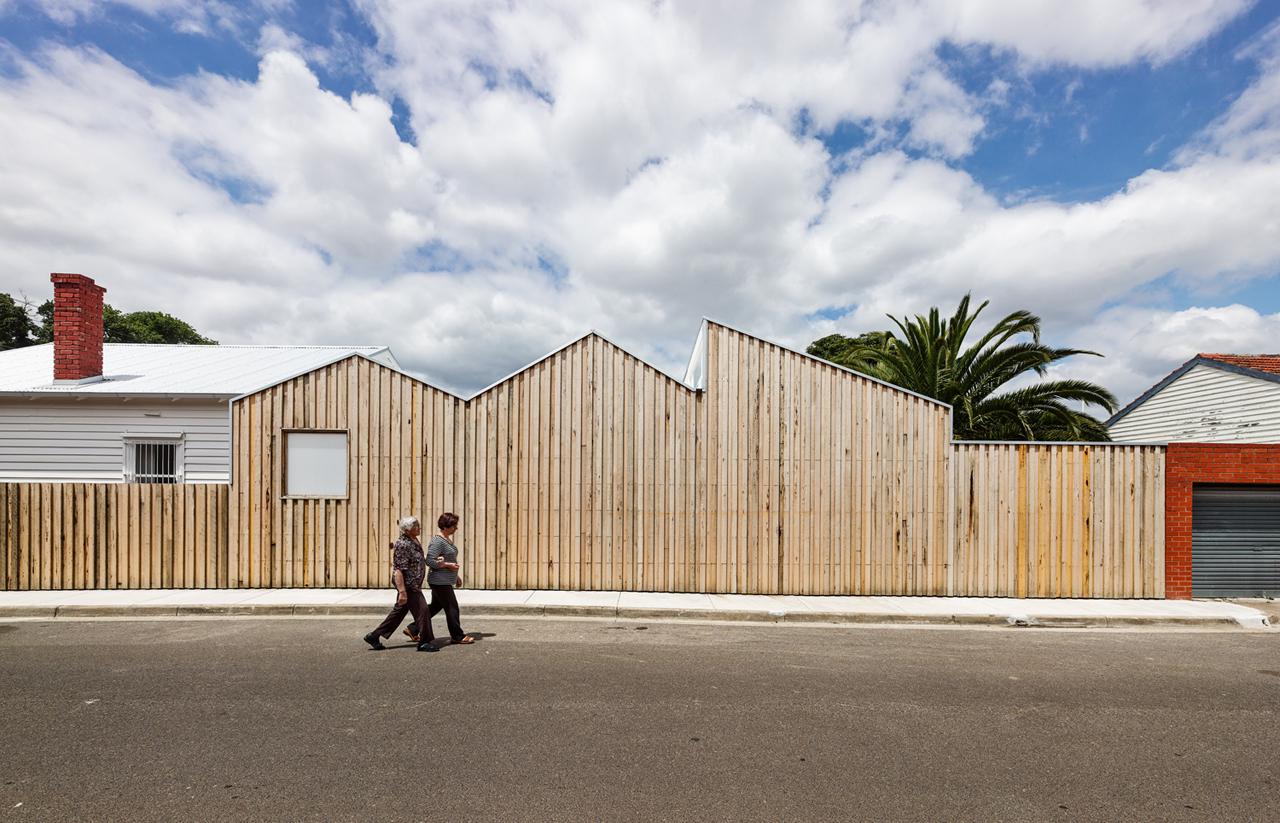 Profile House Not Your Average Boundary Fence