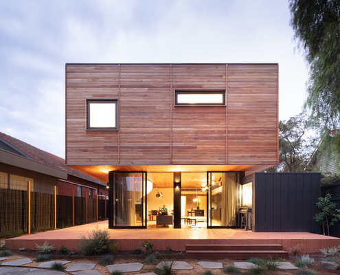 Project Elsternwick Extension by  (via Lunchbox Architect)