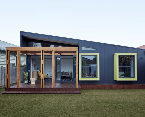 Rennie Street House by Architect Hewson (via Lunchbox Architect)