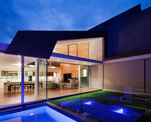 Richmond House by Rachcoff Vella Architecture (via Lunchbox Architect)